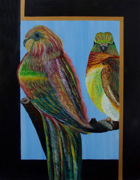 8. Wijze vogels