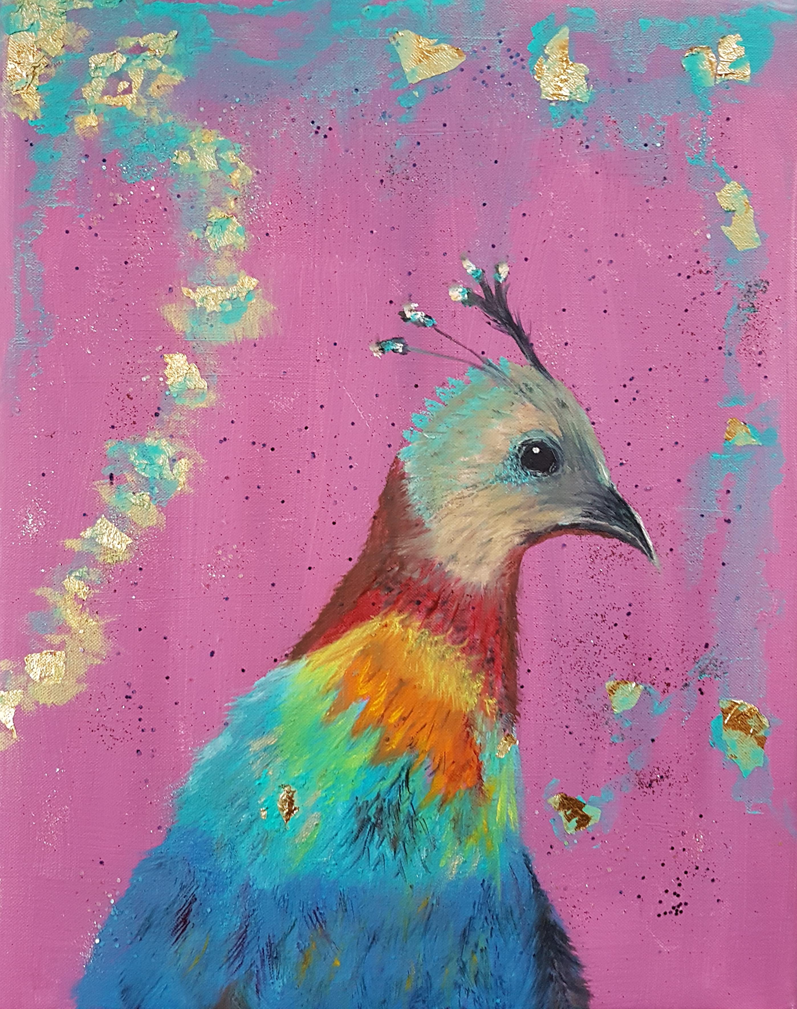 62. Mrs Peacock